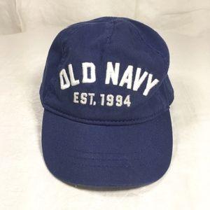 Old Navy Boys Fitted  Basic Logo Baseball Cap
